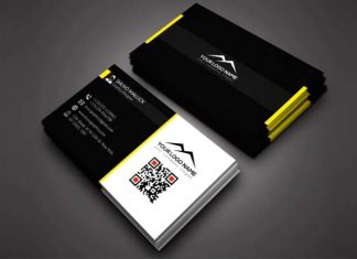 Amazing Business Card Design using Adobe Photoshop CC