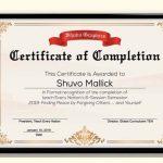 Eye Caching Academic Certificate Design - Adobe Photoshop CC Tutorial