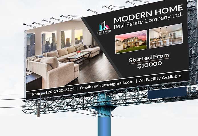 Eye Caching Billboard design in Photoshop CC   How to design a billboard